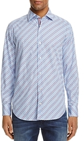 Tailorbyrd Mazzard Regular Fit Button-Down Shirt