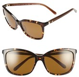 Kate Spade 'kasie' 55mm Polarized Sunglasses