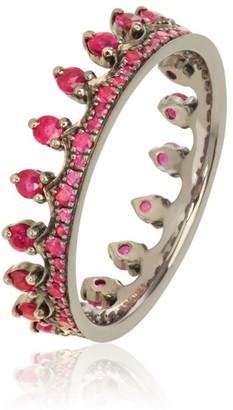 Annoushka Ruby Crown Ring