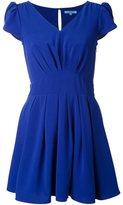 GUILD PRIME petal-sleeve mini dress