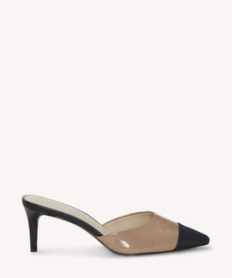 Enzo Angiolini Women's Ranielle In Color: Cream/black Shoes Size 5 Leather From Sole Society