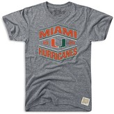 Original Retro Brand Boys' University of Miami Hurricanes Tee - Sizes 2-7
