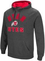 Colosseum Men's Campus Heritage Utah Utes Pullover Hoodie