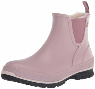 Bogs Women's Amanda Slip on Waterproof Rain Boot