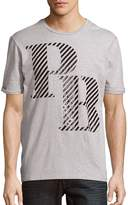 Pierre Balmain Men's Short Sleeve Cotton T-Shirt