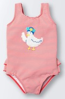 Toddler Girl's Mini Boden One-Piece Swimsuit
