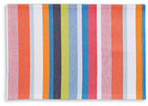 Distinctly Home Railroad Stripe Placemat
