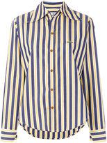 Vivienne Westwood striped shirt - women - Cotton - 40