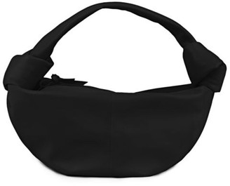Bottega Veneta Small Leather Hobo Bag