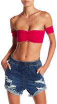One Teaspoon Holster Off-the-Shoulder Bodice
