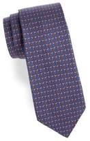Burma Bibas Paired Horsebit Silk Tie