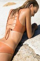 Petty Bralette Bikini Top by Amuse at Free People