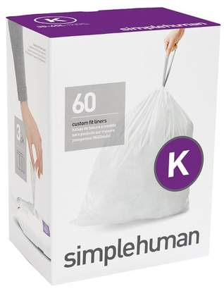 Williams-Sonoma simplehuman (K) Custom Fit Liners