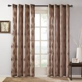 Madison Park Elin Sheer Ogee Jacquard Curtain