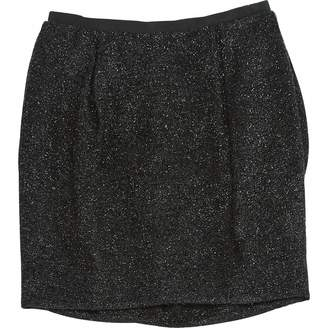 Mulberry Black Synthetic Skirts