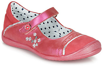 Catimini PIPISTRELLE girls's Shoes (Pumps / Ballerinas) in Pink