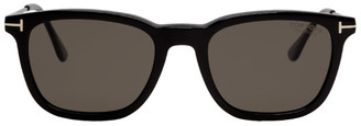 Tom Ford Black Polarized Arnaud Sunglasses