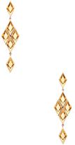 Paolo Costagli Brillante Rose Gold & White Gold Drop Earrings