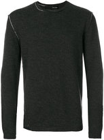 Isabel Benenato crew neck jumper