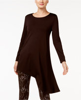 Alfani PRIMA Asymmetrical Tunic Top, Only at Macy's