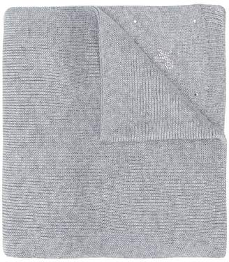 MonnaLisa knitted scarf