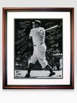Steiner Sports Babe Ruth Swing 20 X 24 Multi-Signed Framed Photo