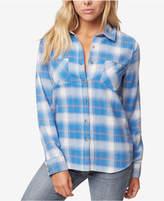 O'Neill Juniors' Cotton Birdie Plaid Shirt