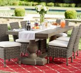 Pottery Barn Dining Table Set (Table & 6 Chairs)