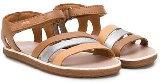 Camper Twins multi-strap sandals