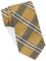 Brooks Brothers Plaid Silk Tie
