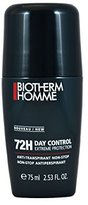 Biotherm Day Control Deo Anti-perspirant Roll-on 72h Extreme Performance For Men-2.53 Oz.
