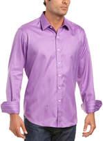 Robert Graham Eastcheap Classic Fit Woven Shirt