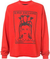 Enfants Riches Deprimes E.R.D. deluxe long sleeve T-shirt - unisex - Cotton - M