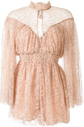 Alice McCall Lotus playsuit