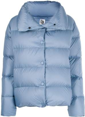 Bacon feather down puffer jacket
