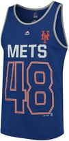 Majestic Men's Jacob deGrom Royal New York Mets Catch The Dream Tank Top