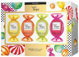 philosophy 4-Piece Hands of Hope Holiday Set