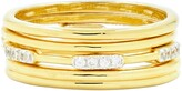 Freida Rothman Radiance Stacking Ring