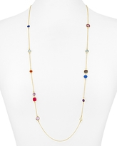 Argentovivo Rainbow Station Necklace, 32
