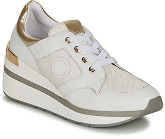 Lumberjack MILA women's Shoes (Trainers) in White