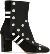Maison Margiela Formula One ankle boots - women - Calf Leather/Leather - 37