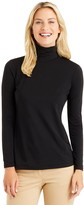 J.Mclaughlin Nora Turtleneck in Lyford Jersey