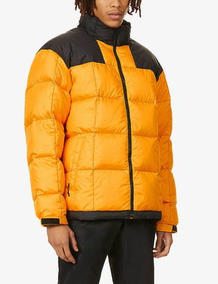 The North Face Lhotse funnel-neck padded puffer jacket