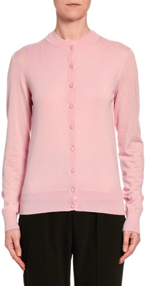 Dolce & Gabbana Cashmere Button-Front Cardigan