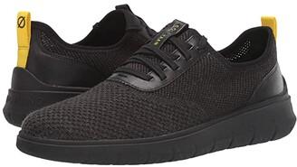 Cole Haan Generation Zerogrand Sneaker (Black Stitchlite) Men's Shoes