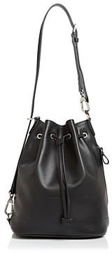 Longchamp Le Foulonne Large Bucket Bag