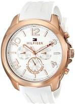 Tommy Hilfiger Women's 1781388 Rose Gold Watch