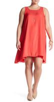 BB Dakota Nashton Shift Dress (Plus Size)