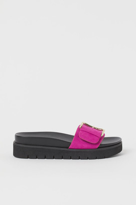 H&M Slides - Pink