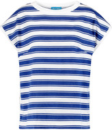 MiH Jeans Striped cotton T-shirt